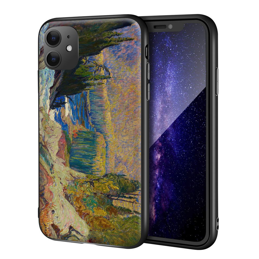<strong>J</strong> E H Macdonald Designed for iphone <strong>11</strong> Pro/7/8/Max Art Cellphone/Mobile Phone Case(Falls Montreal River)