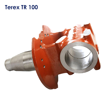 Terex dumper truck spare parts spindle assembly 15302218