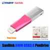 SanDisk X40N USB 3.0 Pink