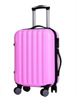 Top Sell Luggage Travel Bags 16 Inch ABS Malas Trolley Case Set Suitcases