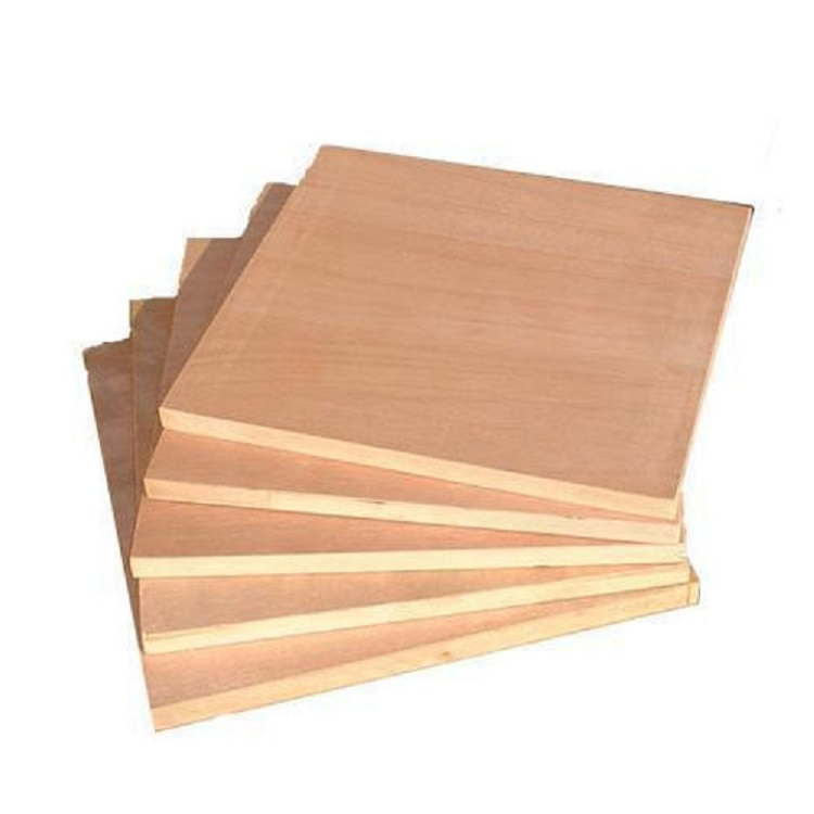 Affordable price White Block Board 18mm Plywood for sale