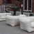 retail wholesale inflatable loveseat hotel garden air sofa outdoor furniture