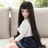 Made In China Pretty Naked Girl TPE Young Looking 65cm Mini Sex Dolls