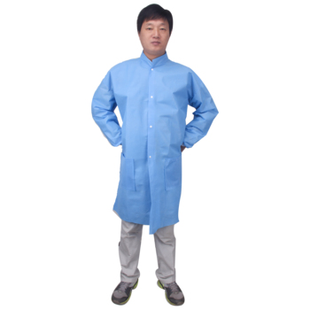 Separation protective clothing for food safety and environmental protection in factories