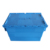100% virgin PP nesting plastic container with lid
