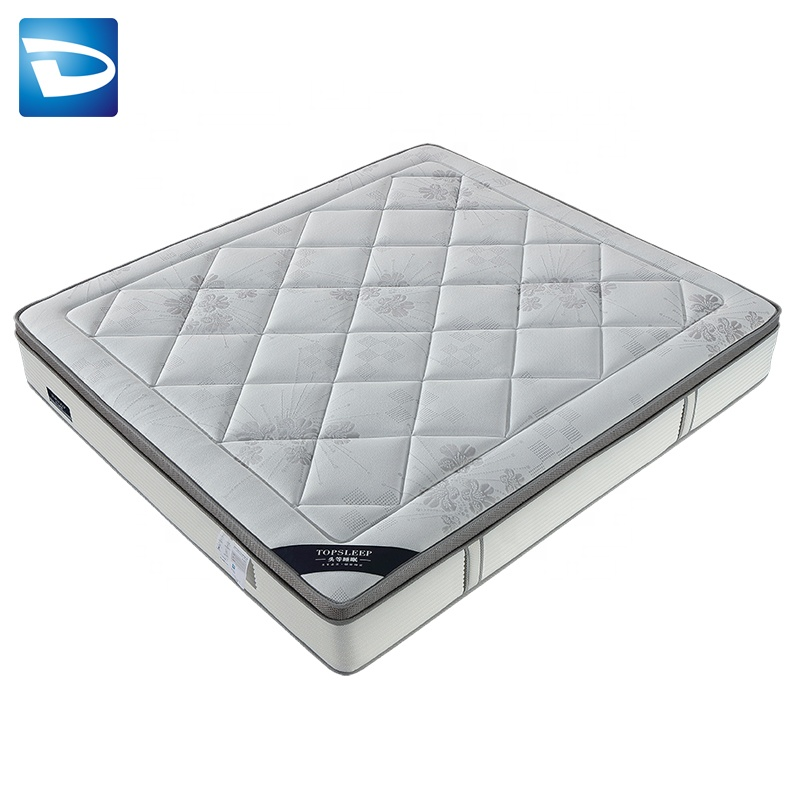 DINGSHENG latex cartoon casper bed ceragem mattress with pad - Jozy Mattress | Jozy.net