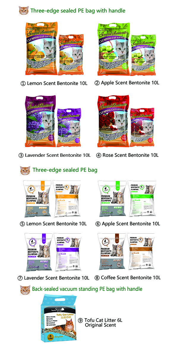 Extra strength advanced odor eliminators apple scented bentonite cat litter