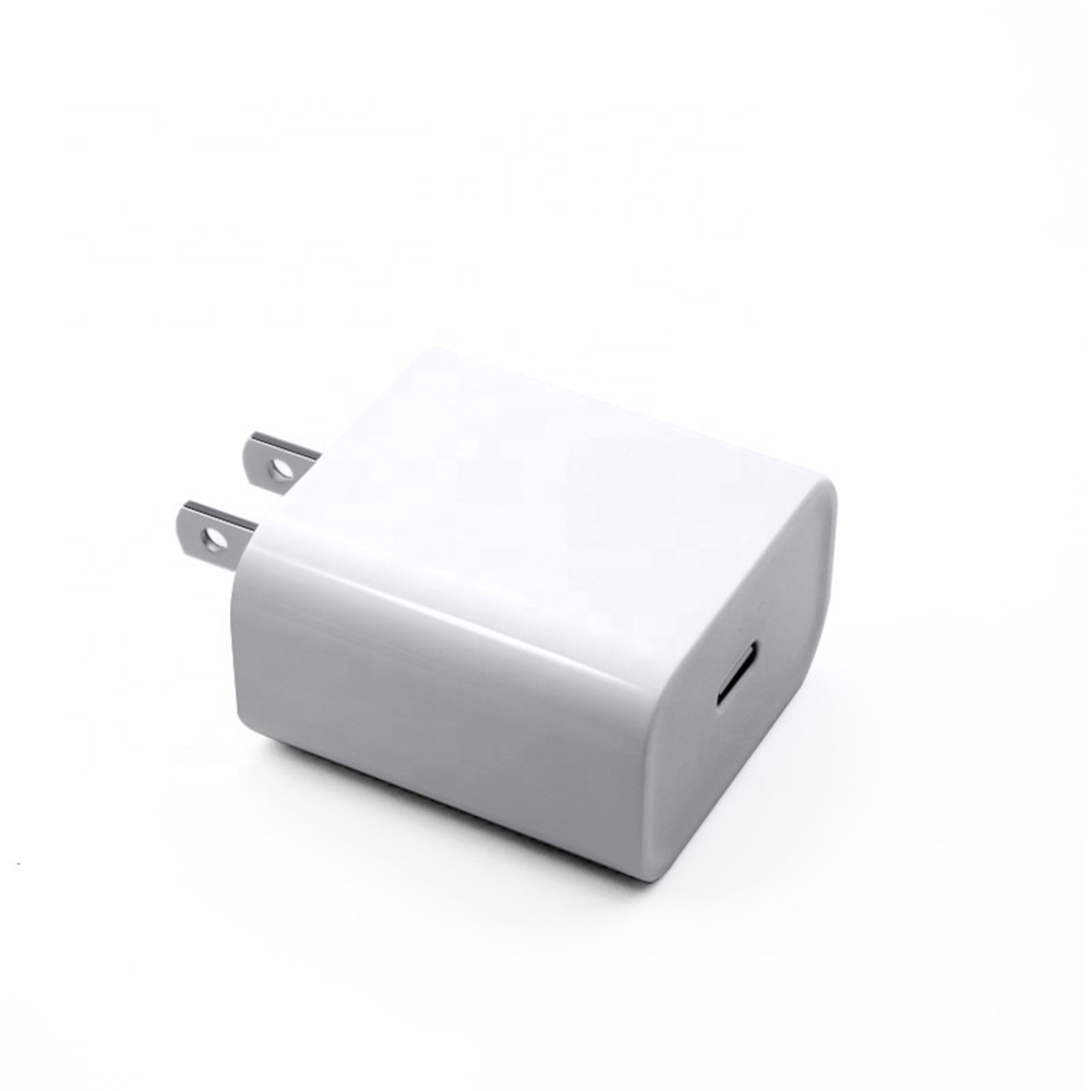 High Speed 18W PD TYPE-<strong>C</strong> Power Adapter QC Fast Charging Wall Charger Plug For iPhone 11Pro Max <strong>11</strong> Pro <strong>11</strong>