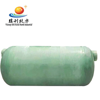 Syzt 6266 Fiberglass Reinforced Plastic Water Tank Chemical Mechanical And Electronic Transport Tanks
