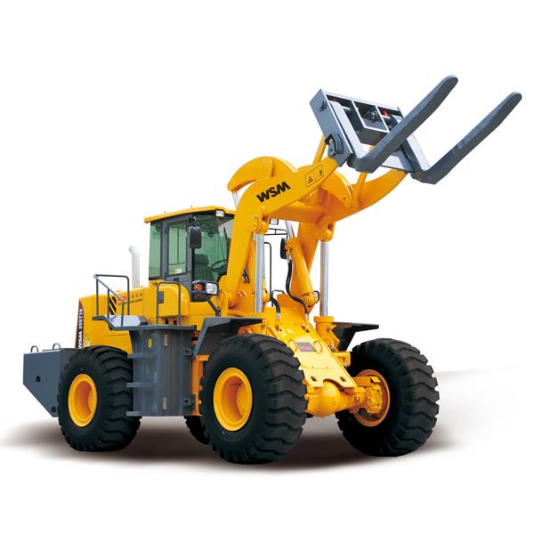 756T-16 cross-country forklift/4WD 16ton