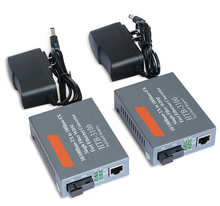 Low price single fiber 10/100mbps 1310 fiber optic media converter oem factory for <strong>communication</strong>