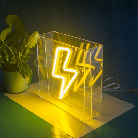 custom home small desktop neon <strong>sign</strong>