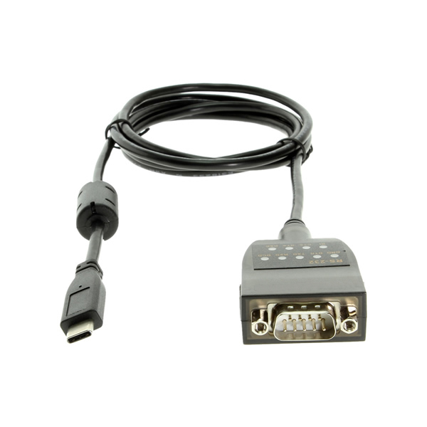 USB <strong>C</strong> to RS232 Serial Adapter for Windows <strong>10</strong>