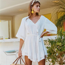 D3554 Factory Direct Discount Women Dress 2020 Beach Cover Ups