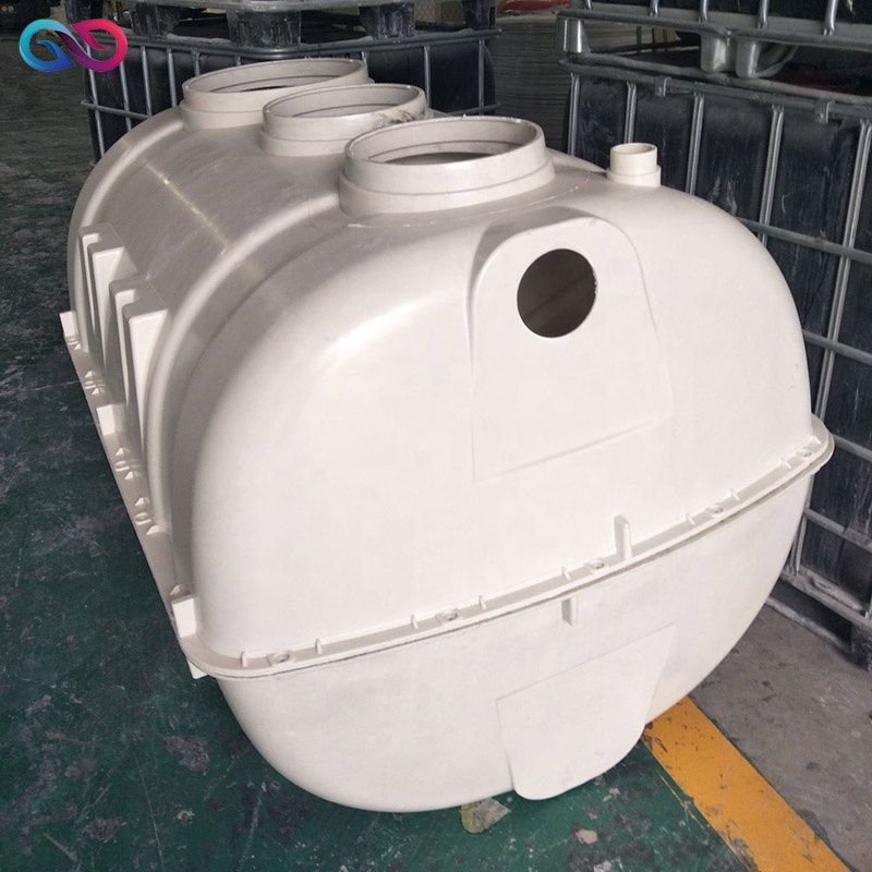 <strong>Waste</strong> treatment tank for home Domestic sewage water treatment plant Sewer septic tank for toilet