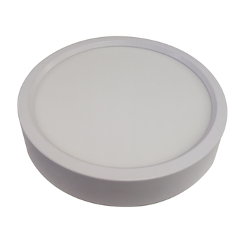 high quality IP33 Surface Mounted  round  6w 9w 12w 18w 24w panel light led