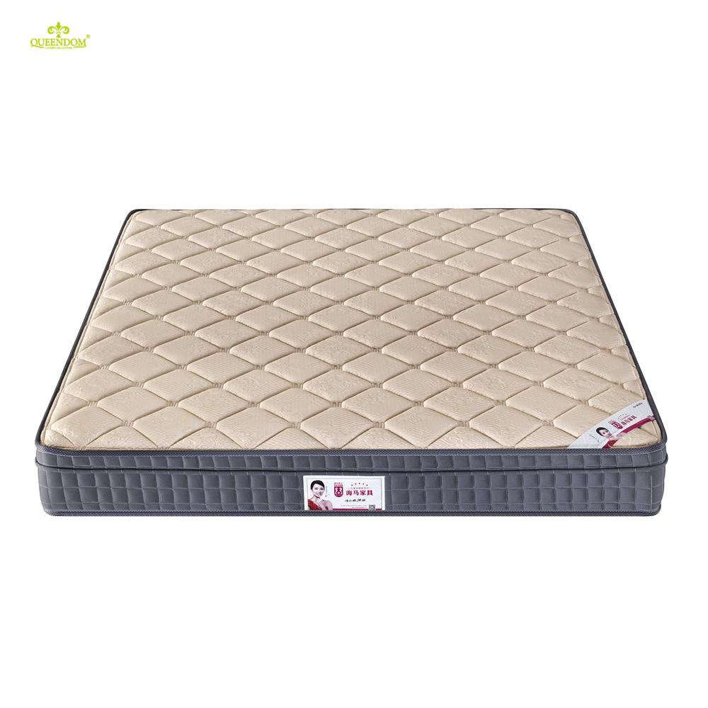 Hot selling most comfortable queen size luxury gelt memory foam pocket spring mattress - Jozy Mattress | Jozy.net