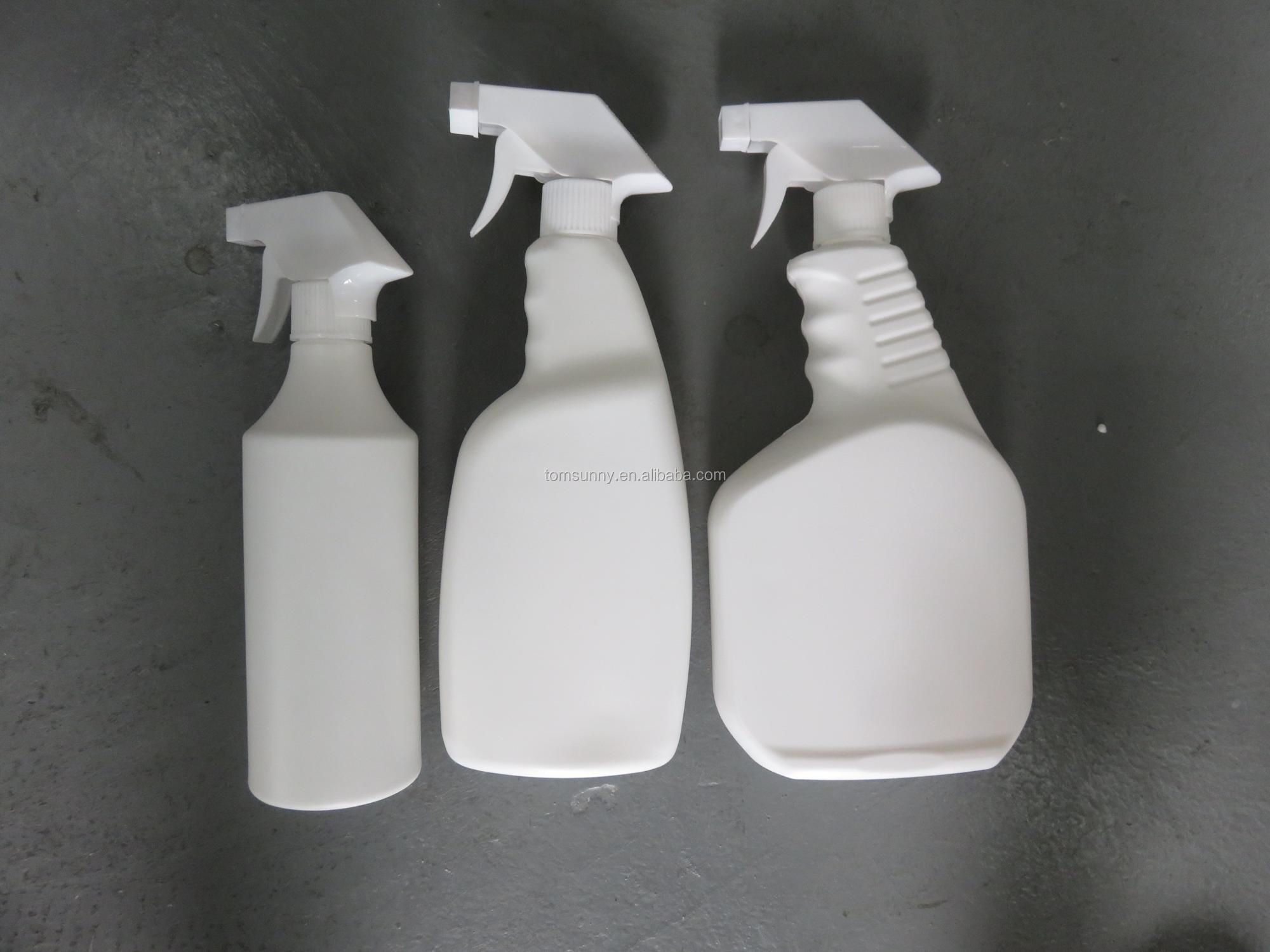 bottle with PUMP sprayer
