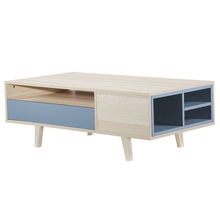ZUOYOU Latest New Model Hot Sale Modern Style Wooden Coffee Table Living Room <strong>Furniture</strong>