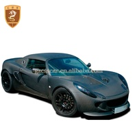 Best quality carbon fiber car bumper front for lotus elise 2004-2010
