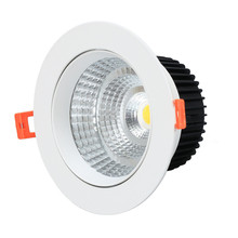 Hot Sell Customizable 5W 12W 18W 24W 30W showcase cabinet led hotel downlight 35 <strong>w</strong>