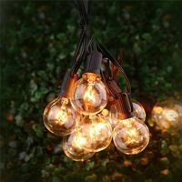 New style heap battery operated indoor copper wire bulb LED string light for house and festival decoration gift for kids