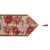 Factory Wholesale Holiday Flowers Table Runner Jacquard Table Runner Home Decoration