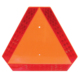 pvc advertising highway kids lighted triangle machine led solar road construction signs