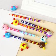 best gift eco friendly custom professional wood pencils art drawing painting <strong>colored</strong> pencil for kids children