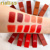 Maliao Makeup Wholesale Custom Color Private Label Waterproof Long Lasting Matte Lipstick Set