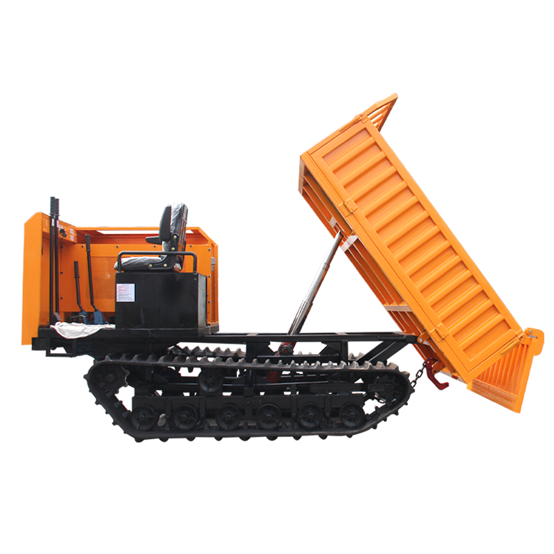 Dumper Mini Tractor Tractor tracked mini dumper <strong>truck</strong> price crawler dumper <strong>trucks</strong> for sale