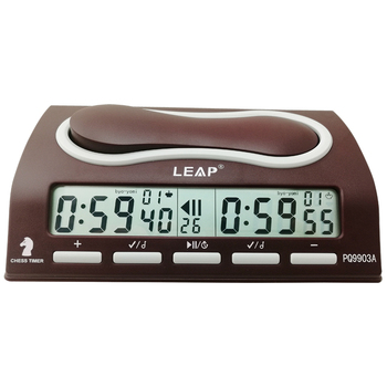 Hot selling leap discount dgt chess clock