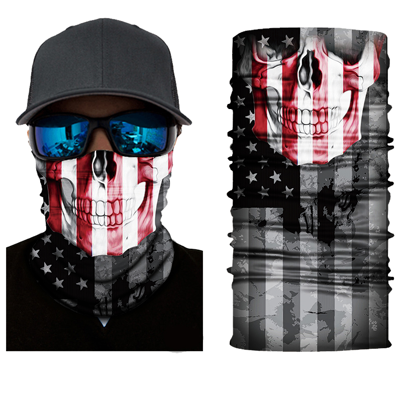 Good Quality Fashion Design Your Own <strong>Custom</strong> Printing Seamless Neck Tube Bandana Scarf