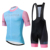 Custom Short Sleeves Sublimation Printing Cycling Kit Bike Apparel