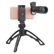 New Monocular Telescope Phone Camera Lens with Tripod and Lens with <strong>Remote</strong> Shutter