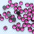 0828W High Quality Fuchsia DMC Hotfix SS10 Crystal Stones
