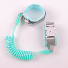 Hot sale child wrist band anti lost safety lock durable portable Child Wrist Leash