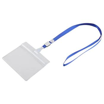 wholesale custom Waterproof certificate set,id card/working/business cardbadge holder/nurse/police/security officer badge holder