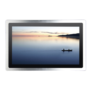 13.3 Inch projected capacitive touch screen panel for monitors