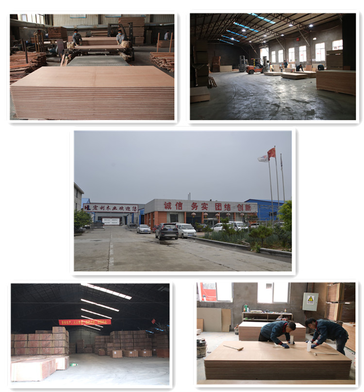 4x8 Apitong  28mm thick plywood Waterproof Container Floorboard shipping container parts