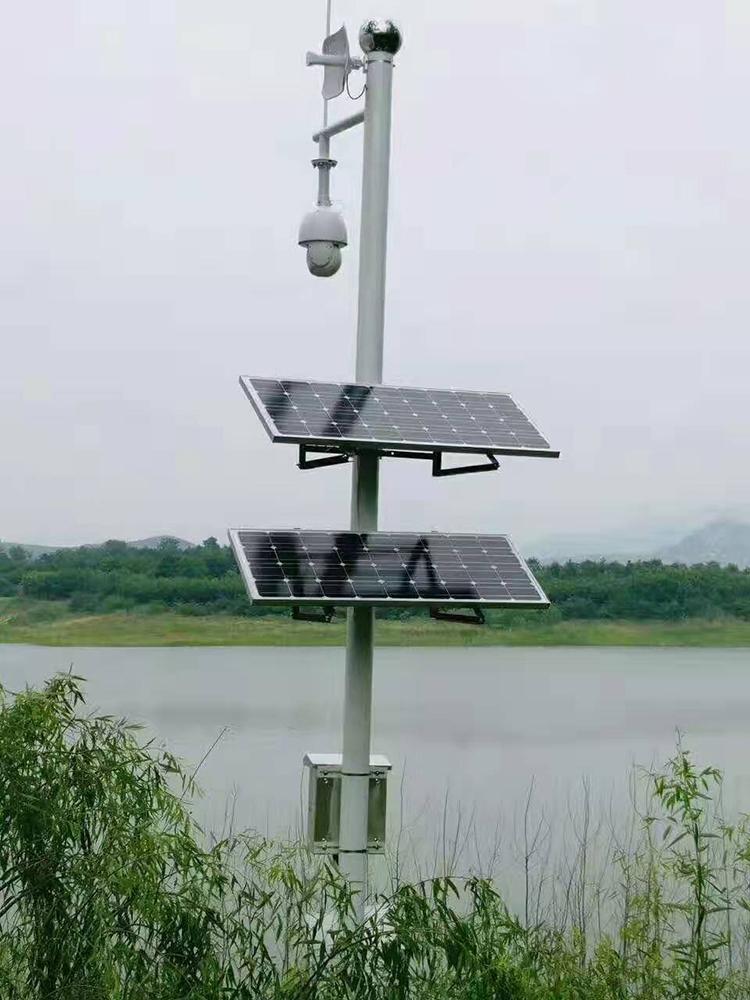New Solar Panel 2MP 38X Outdoor Ip Speed Dome Solar Power PTZ Camera