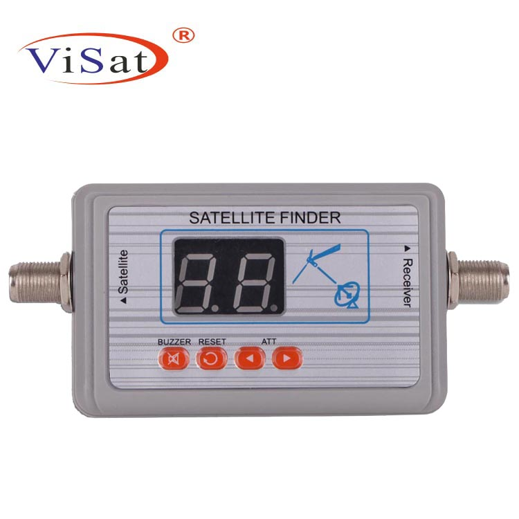 HOT Satellite finder ,Signal Finder with LCD display for see signal of satellite