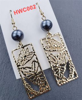 Fashion Custom jewelry making earrings hawaiian jewelry wholesale earrings
