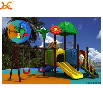 children playground swing outdoor slide on sale
