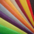 colorful TNT nonwoven tablecloth disposable table runners use