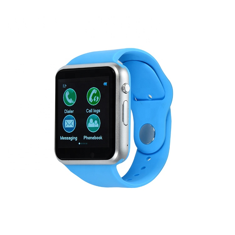 Men Women Smartwatch Phone Support SIM Card Bluetooth Smart Watch <strong>A1</strong> With Camera Pedometer Sport Tracker