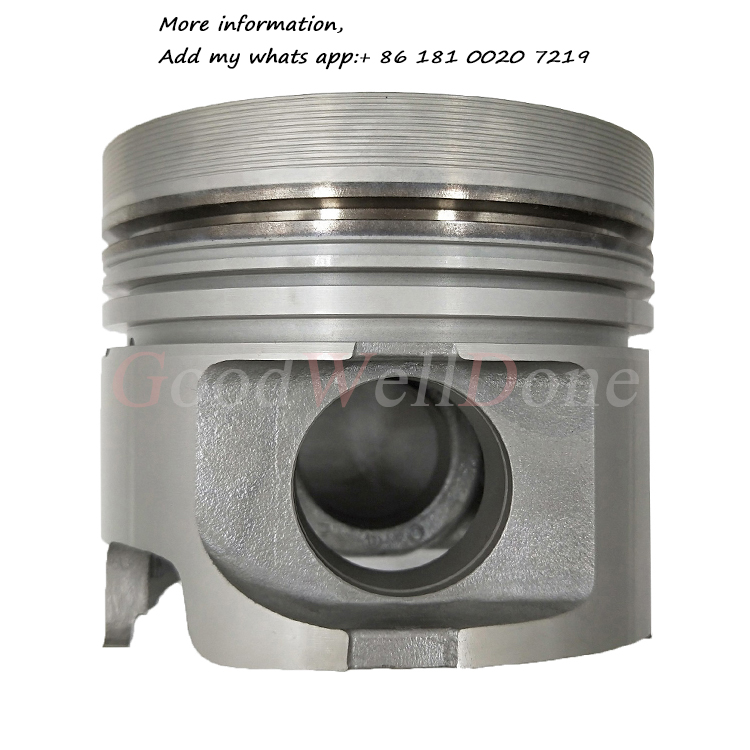 Factory Direct Store Auto Parts 4JB1 4JH1 4JJ1 4BG1 4HF1 4HK1 4JG1 Engine Piston