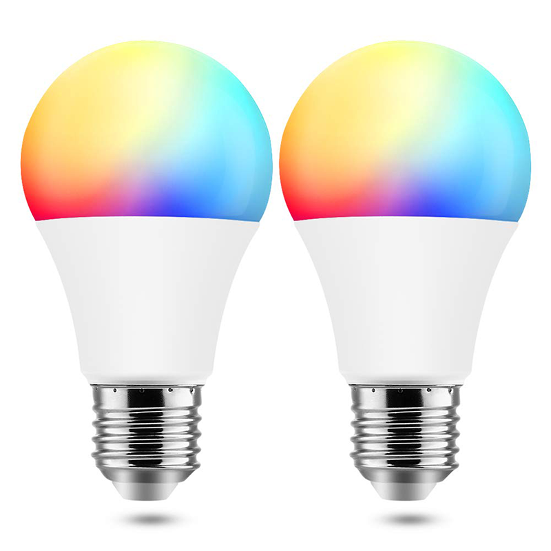 E27 E26 Wifi <strong>Bulb</strong> Work with Alexa and Google Assistant Charge Colour Smart Light Led <strong>Bulb</strong>