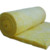 High quality thermal insulation blanket glass wool