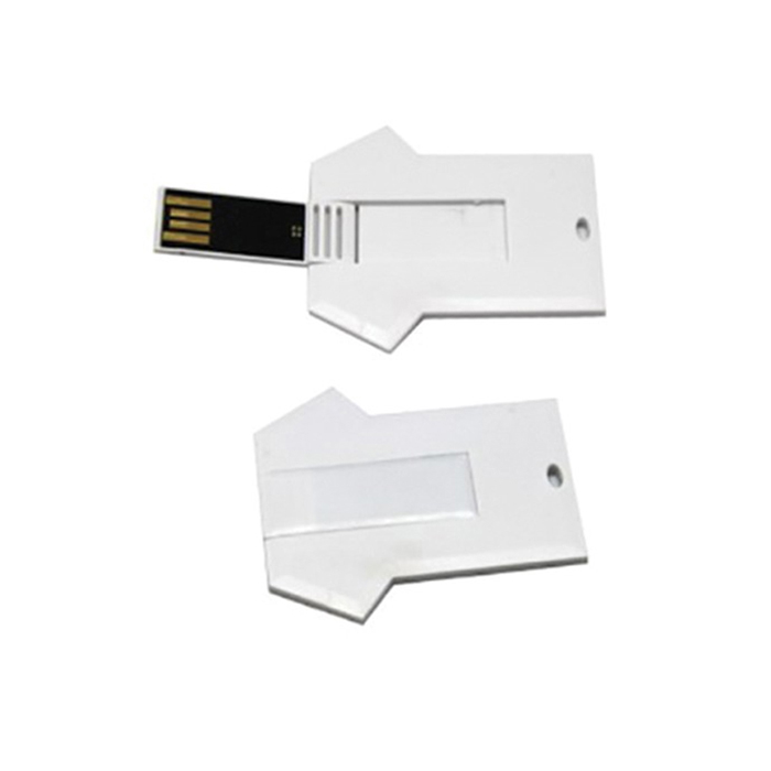 Business Card USB Thumb Drives Cloth Shape Card USB Flash Drive Full Color Printed